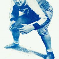 Bill Morgan, New York Giants (1935)