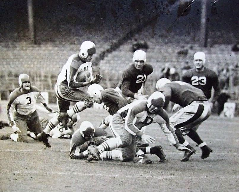 Brooklyn Dodgers at New York Giants (October 11, 1936)