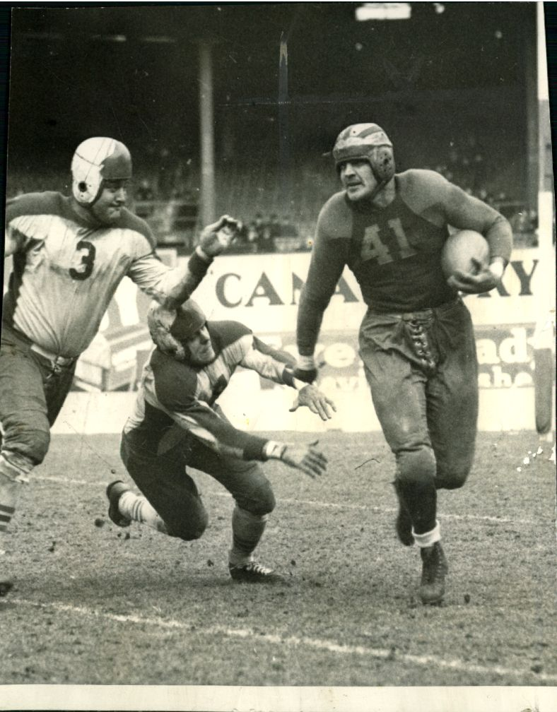Green Bay Packers at New York Giants (November 22, 1936)