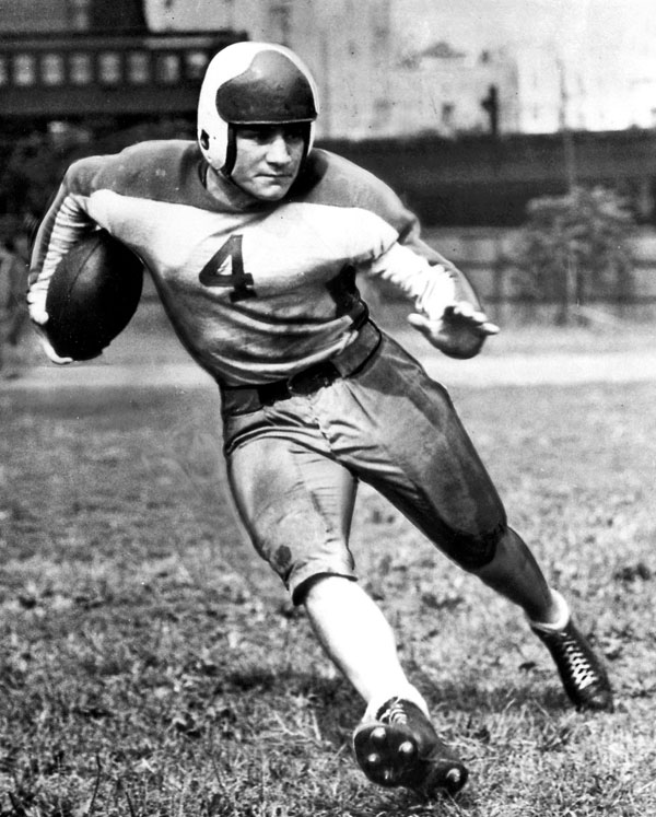 Tuffy Leemans, New York Giants (1936)