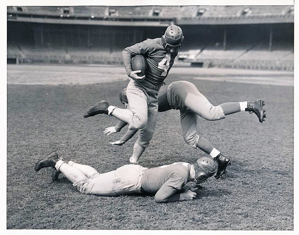 Tuffy Leemans, New York Giants (1937)