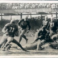 "John ""Bull"" Karcis, New York Giants (October 9, 1938)"