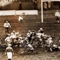 Ward Cuff (14), Ed Danowski (22), New York Giants (November 20, 1938)