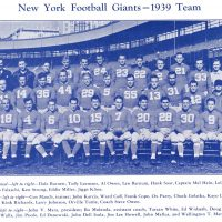 1939 New York Giants