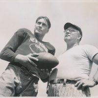 Mel Hein and Steve Owen, New York Giants (1939)