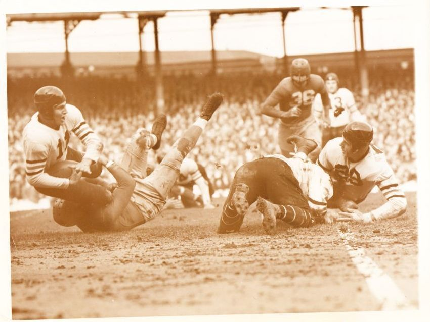 Chicago Bears at New York Giants (October 22, 1939)