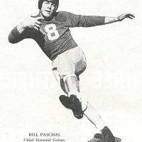 Bill Paschal, New York Giants (1944)
