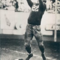 Frank Liebel, New York Giants (November 19, 1944)