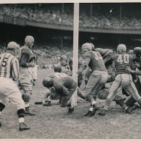Len Calligaro (2), New York Giants (November 5, 1944)