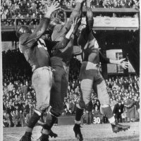 Ward Cuff, New York Giants (December 10, 1944)