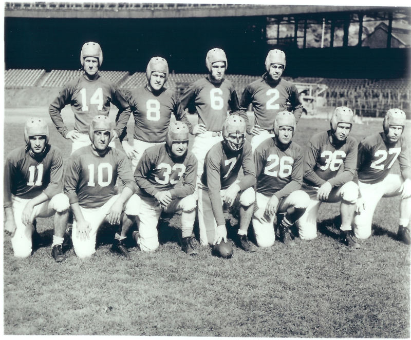 1945 New York Giants Starters