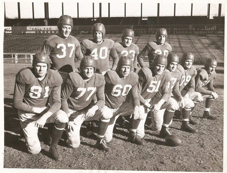 1946 New York Giants Starters