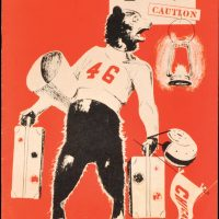 Chicago Bears at New York Giants, NFL Championship Game Program (December 15, 1946)