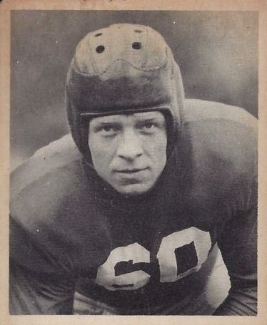 Len Younce, New York Giants (1948)