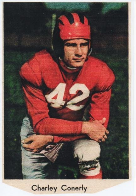 Charlie Conerly, New York Giants (1948)