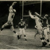 Philadelphia Eagles at New York Giants (December 4, 1949)