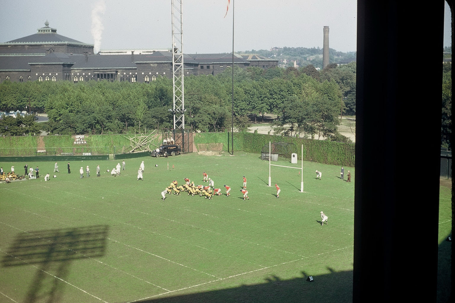 New York Giants at Pittsburgh Steelers (September 25, 1949)