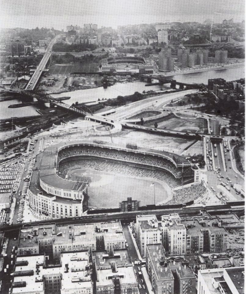Yankee Stadium and Polo Grounds (1951)