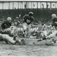 Bosh Pritchard (#35), New York Giants (December 2, 1951)