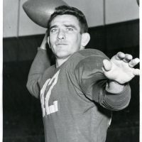 Charlie Conerly, New York Giants (circa 1951-1952)