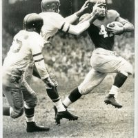 Forrest Griffith (41), New York Giants (October 21, 1951)