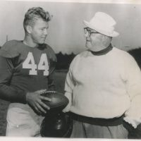 Kyle Rote (44), Steve Owen, New York Giants (1951)
