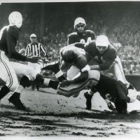 Chicago Cardinals at New York Giants (October 19, 1952)