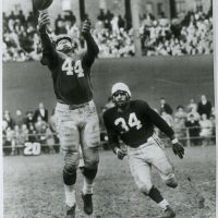 Kyle Rote (44), New York Giants (October 19, 1952)