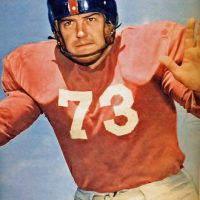 Arnie Weinmeister, New York Giants (1952)