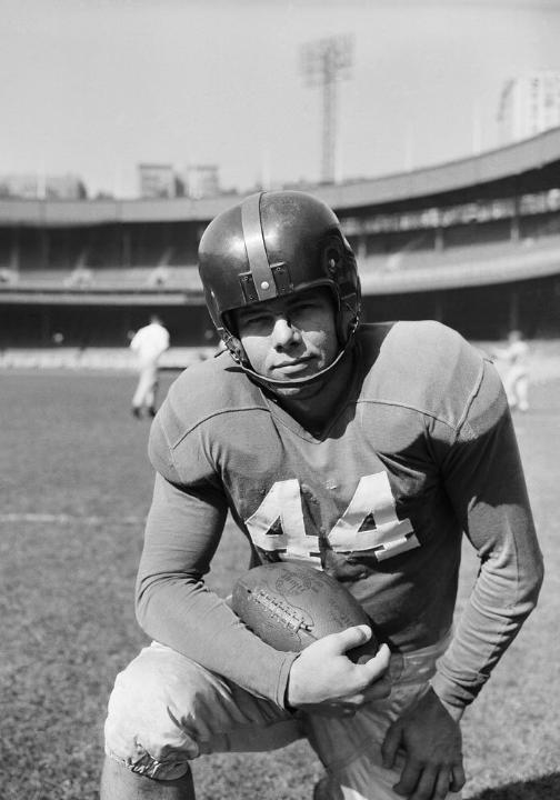 Kyle Rote, New York Giants (1952)