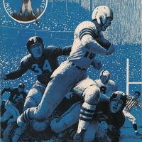 New York Giants Game Program (December 13, 1953)