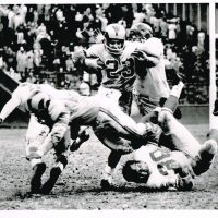 Los Angeles Rams at New York Giants (November 21, 1954)