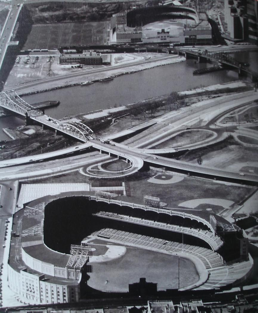 Yankee Stadium and the Polo Grounds (1954)