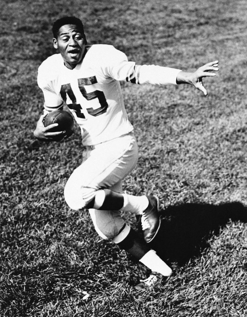 Emlen Tunnell, New York Giants (1955)