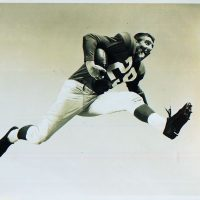 Alex Webster, New York Giants (1956)