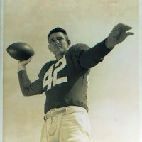 Charlie Conerly, New York Giants (1956)
