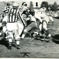 New York Giants - Los Angeles Rams Preseason (1956)