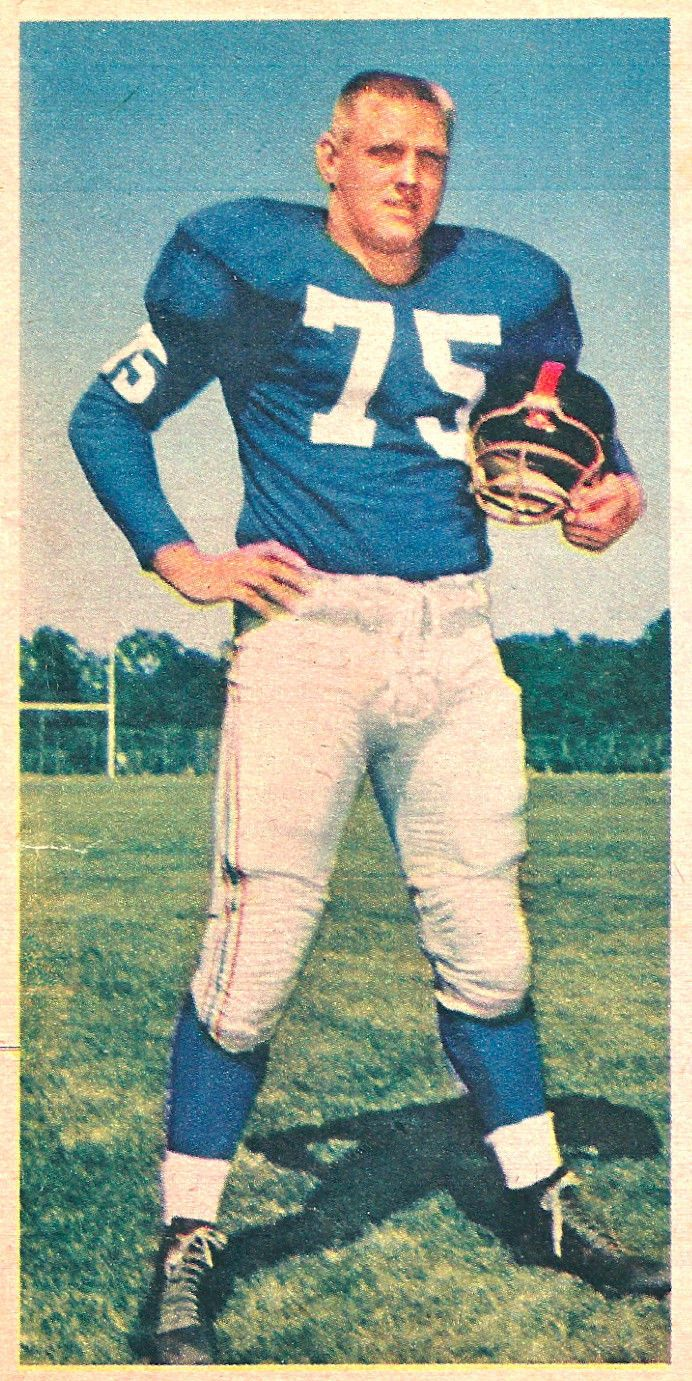 Jim Katcavage, New York Giants (1957)