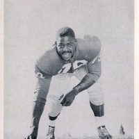 Roosevelt Brown, New York Giants (1957)