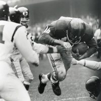 Frank Gifford, New York Giants (November 29, 1959)