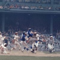 Ed Sutton (26), New York Giants (October 16, 1960)