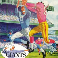 New York Giants Game Program (December 4, 1960)