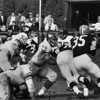 New York Giants at Cleveland Browns (November 26, 1961)