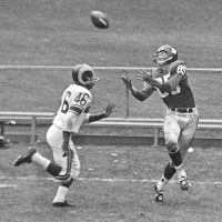 Del Shofner (85), Los Angeles Rams at New York Giants (October 22, 1961)