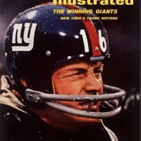 Frank Gifford, New York Giants (December 17, 1962)