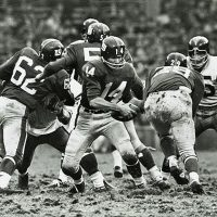 Y.A. Tittle, New York Giants (October 28, 1962)