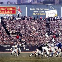 Detroit Lions at New York Giants (October 21, 1962)