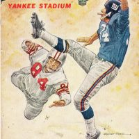 New York Giants - San Francisco 49ers Game Program (November 17, 1963)