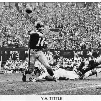 Y.A. Tittle, New York Giants (October 20, 1963)