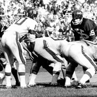 Fran Tarkenton, New York Giants at Washington Redskins (October 1, 1967)